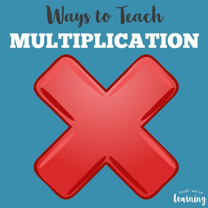 Simple Ways to Teach Multiplication to Kids