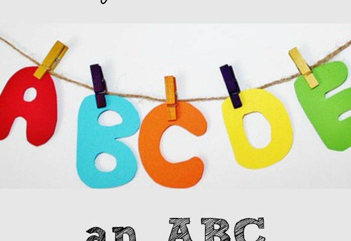 ABC Letter Hunt for Preschoolers
