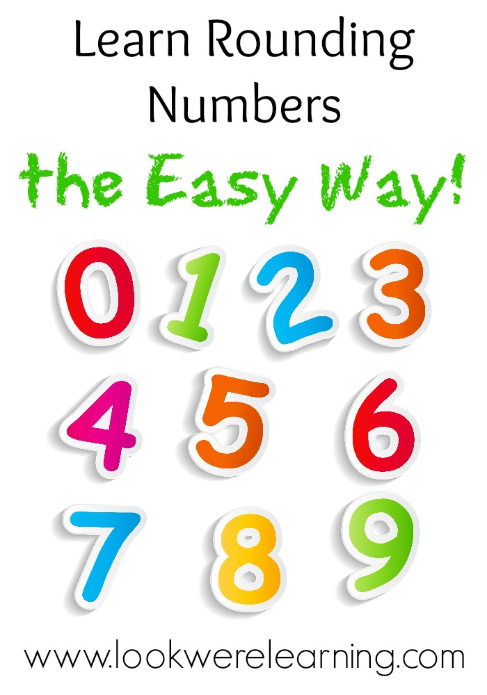 Learn Rounding Numbers the Easy Way