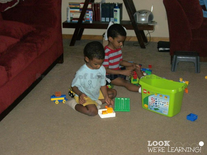 Tips for Getting Preschoolers to Play Quietly