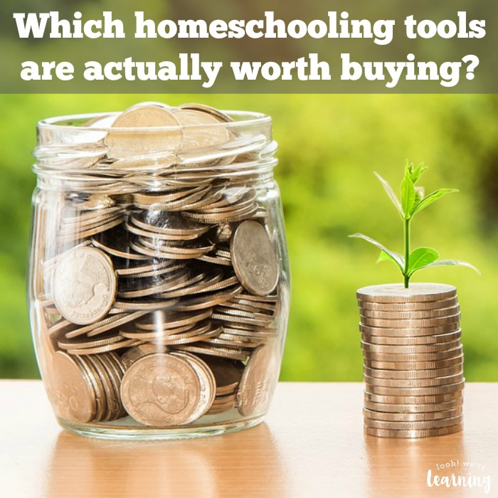 Homeschool Tools That Are Worth the Investment