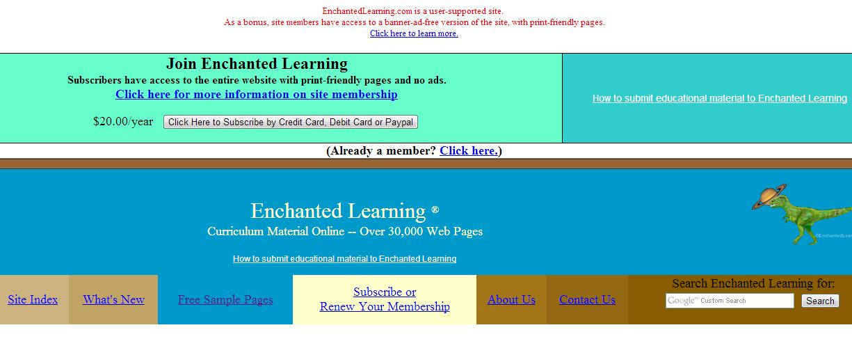 Language Arts  ELearning for Kids