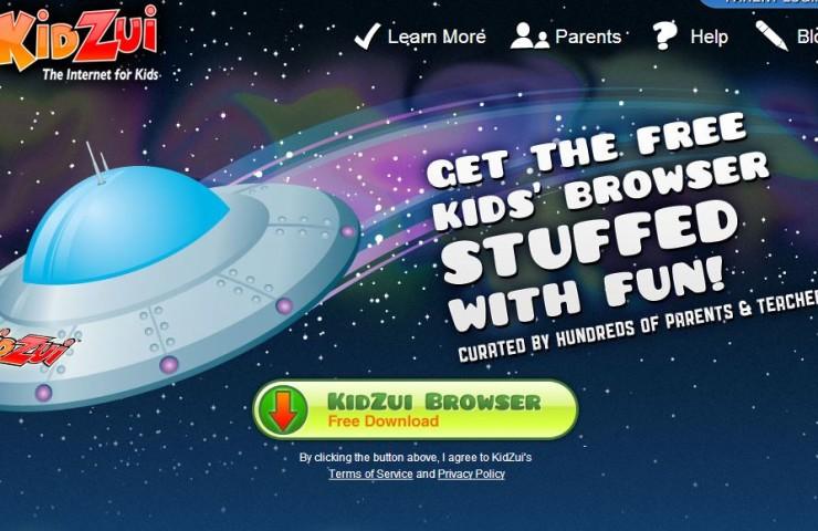 Website We Love: KidZui Browser