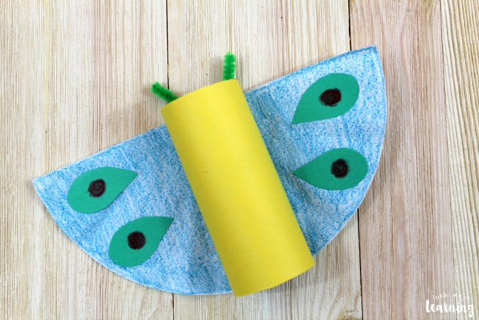 Cute Spring Butterfly Craft