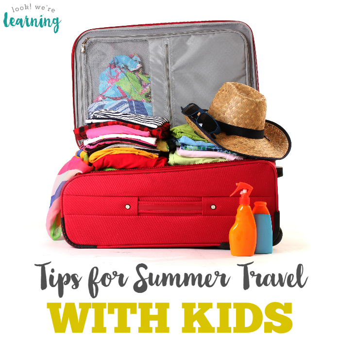 Family Tips for Summer Travel