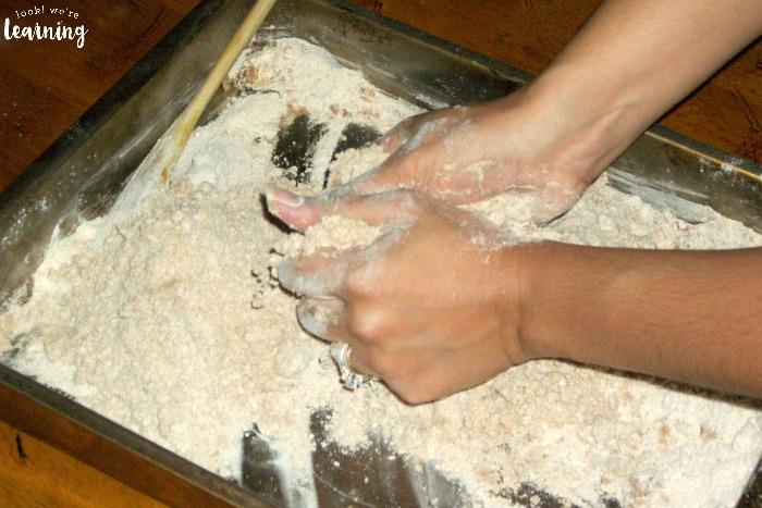 DIY Play Sand Recipe