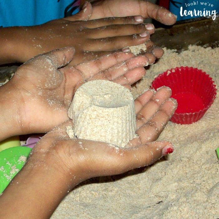How to Make Play Beach Sand