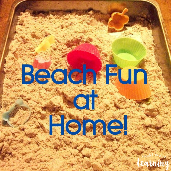 Indoor Beach Sand Play