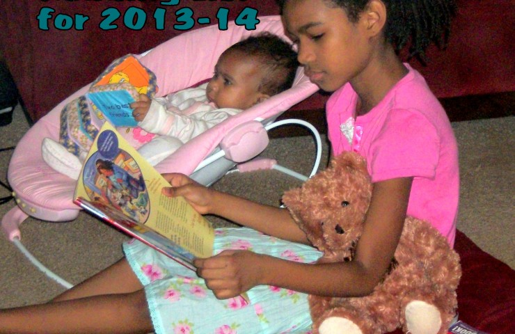 Our Homeschool Reading List for 2013-14