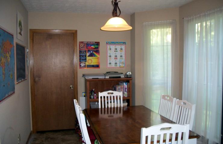 Our 2013-14 Homeschool Room