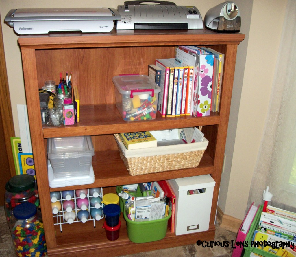 Our Homeschool Room: Look! We're Learning!