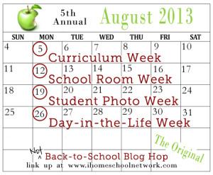NBTS Blog Hop Calendar: Look! We're Learning!