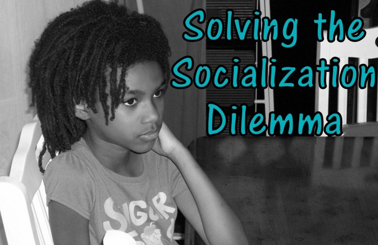 Solving the Socialization Dilemma