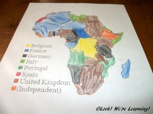 Colonialism in Africa: Look! We're Learning!