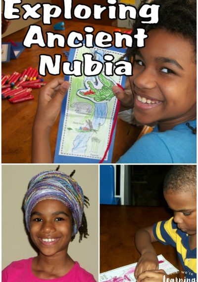 Learn about the ancient African kingdom of Nubia with this fun unit!