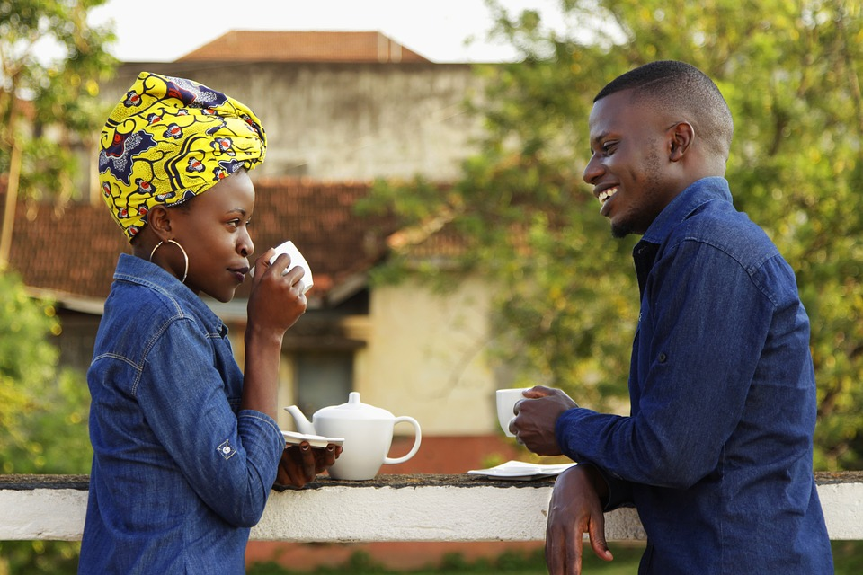 Ugandan Couple