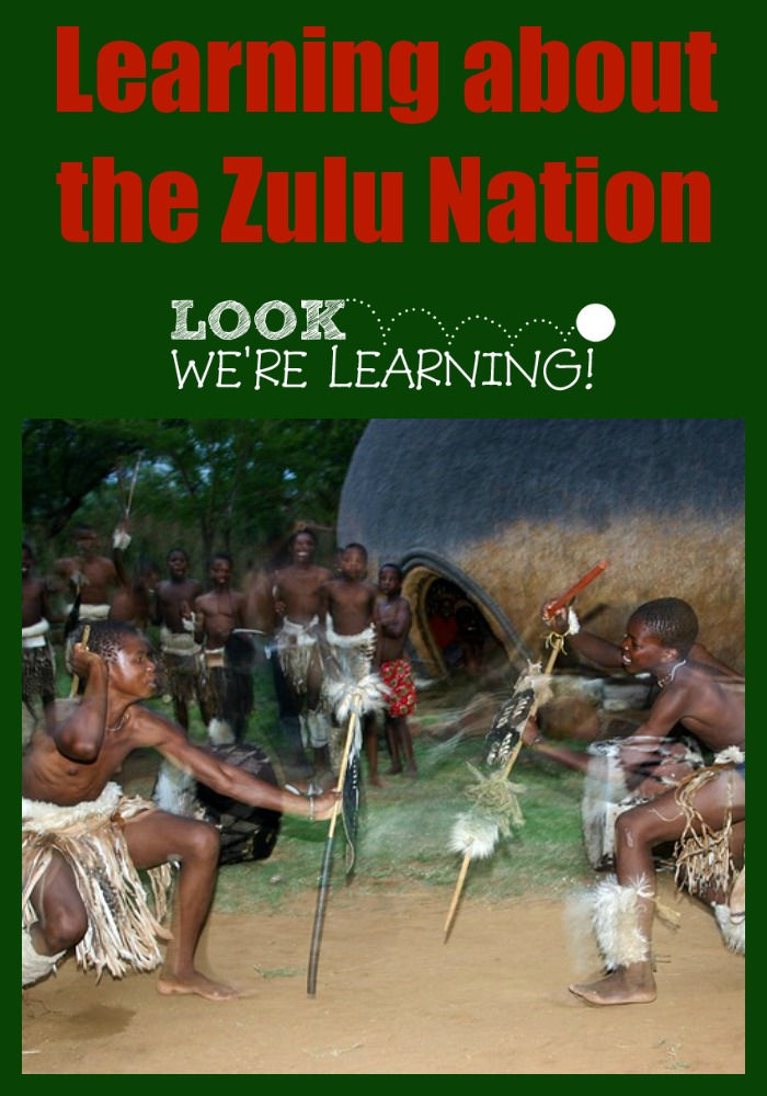 Zulu Empire History for Kids