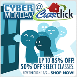 Currclick Cyber Monday Sale