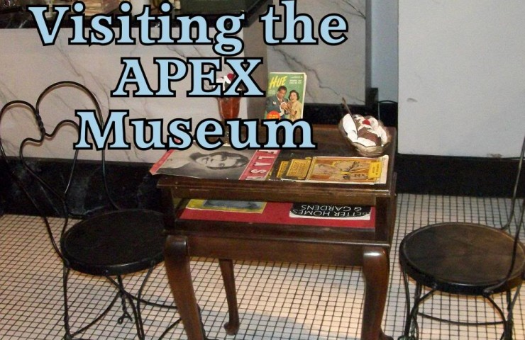 Visiting the APEX Museum