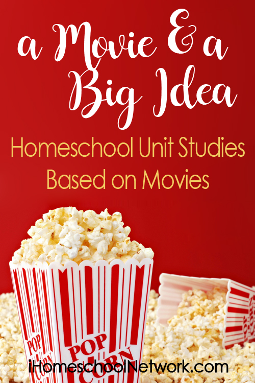 Movie and a Big Idea linkup