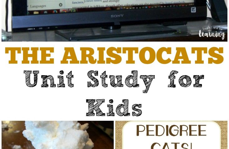 The Aristocats Unit Study