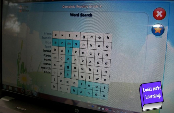 Essential Skills Advantage Word Search