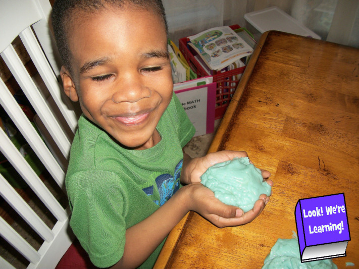 Edible Play Dough Dairy Free Recipe