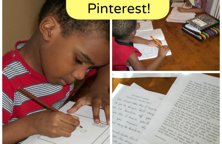 Using Pinterest for Unit Studies