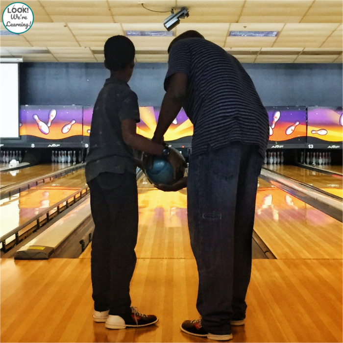 Learning to Bowl with Kids
