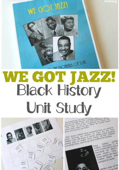 We Got Jazz! – A Jazz Black History Unit Study