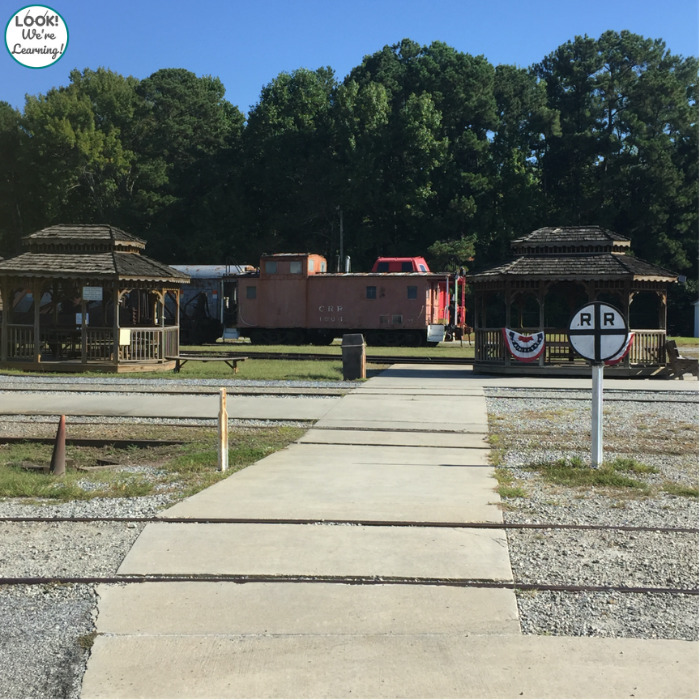 Visiting the Southeastern Railway Museum