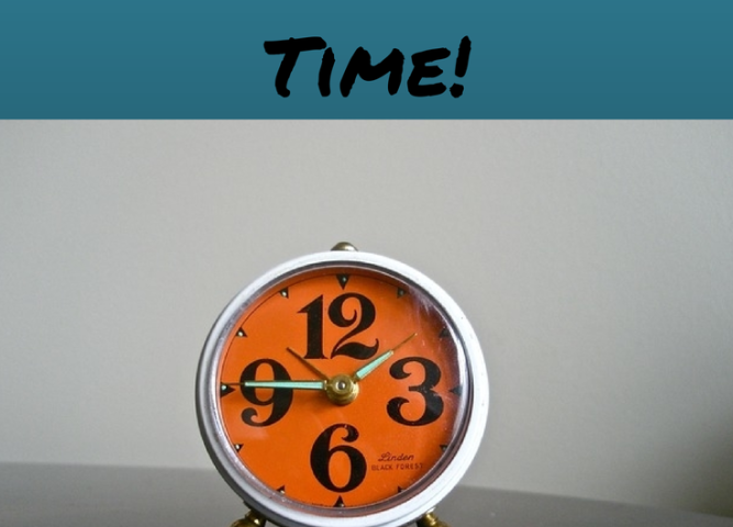 Tips for Homeschool Time Management
