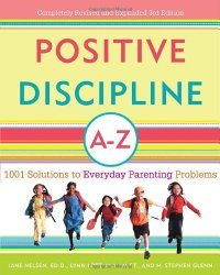 My Favorite Positive Discipline Parenting Book - Look! We're Learning!