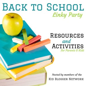 9 Night Before Back to School Organization Tips - Look! We're Learning!