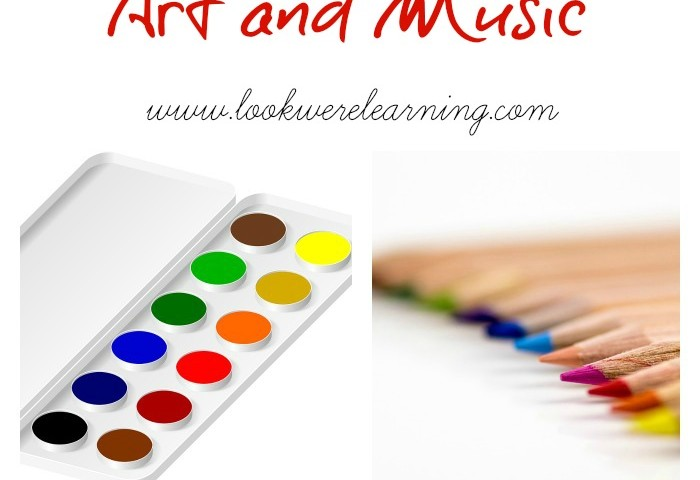 5 Homeschool Art and Music Curriculum Choices
