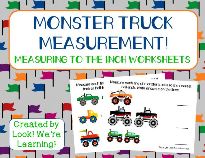 Monster Truck Measurement
