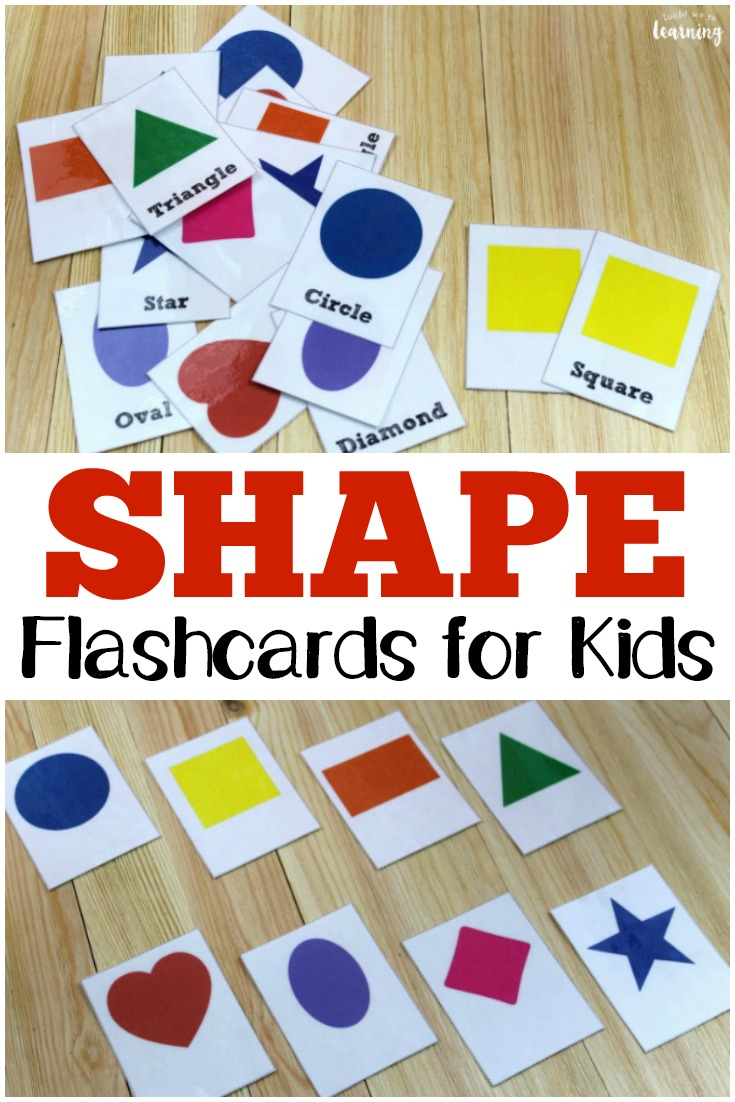 photo relating to How to Make Printable Flashcards named Free of charge Printable Flashcards Condition - Appear to be! Ended up Finding out!