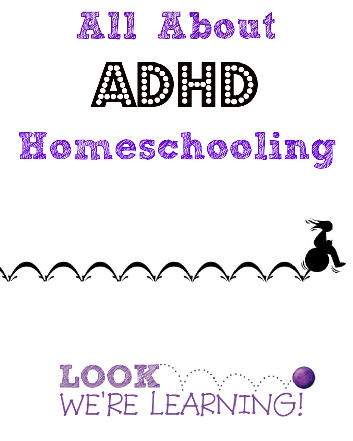 All About ADHD Homeschooling