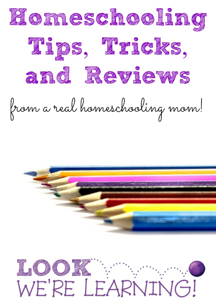 Homeschooling Tips and Curriculum Reviews from a Veteran Homeschooling Mom