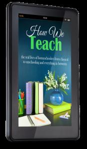 How We Teach eBook