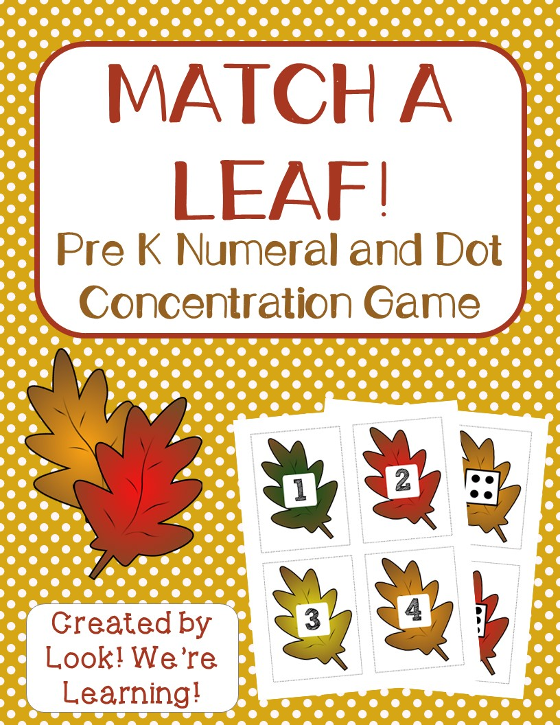 Leaf Concentration Game