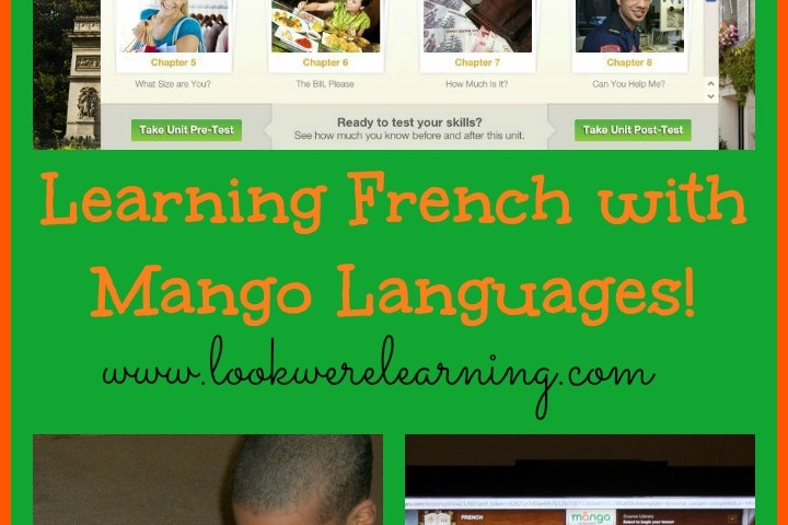 French Language Learning with Mango Languages!