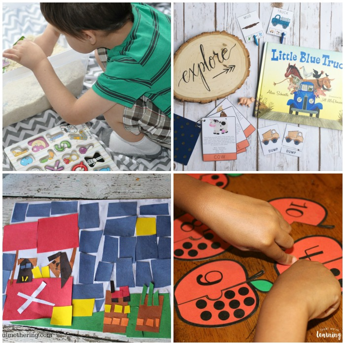 100 Learning Activities for Preschool