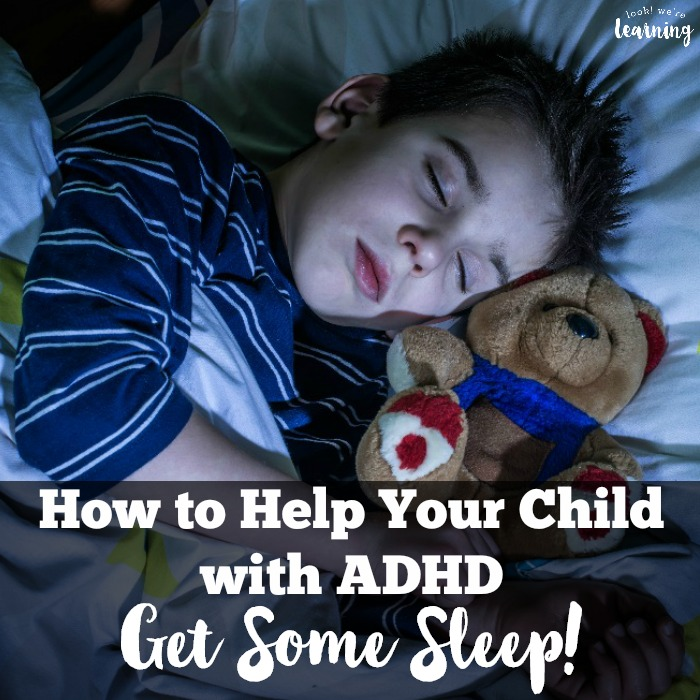 ADHD Sleep Tips for Kids That Actually Work