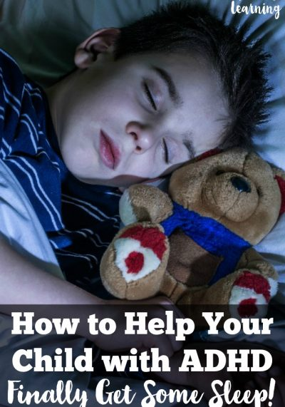 ADHD Sleep Tips for Kids That Actually Work!