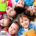 Find some awesome educational activities for early learners with this list of 100 learning activities for preschoolers!