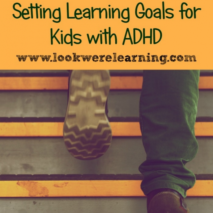 Setting Learning Goals for ADHD Kids