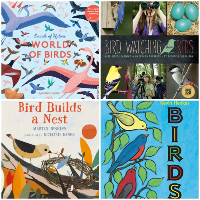 20 Lovely Children's Books about Birds
