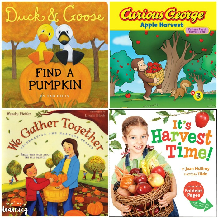 Harvest Books for Kids