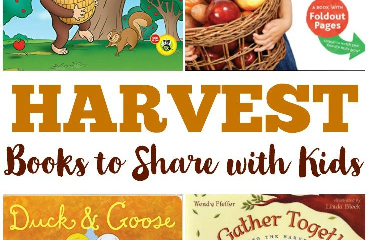 15 Beautiful Children's Books about Harvest